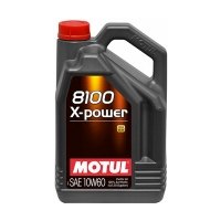 MOTUL 8100 X-Power 10W60, 4л 106143