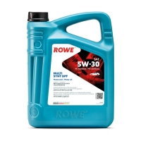 ROWE HIGHTEC MULTI SYNT DPF 5W30, 5л 20125-0050