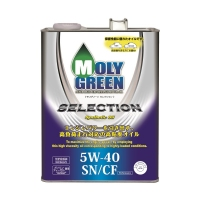 Moly Green Selection 5W40 SN/GF-5, 4л 0470089