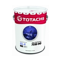 TOTACHI Super Hypoid Gear Oil Semi-Synthetic GL-4 75W90, 20л 4562374692237